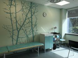 Проект интерьера медпункта в офисном здании