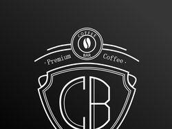 Логотип для кофе - бара