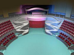 Проект реконструкции арены цирка