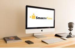 """Логотип """"SmartyToys"""""""