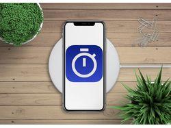 Мобильное приложение ios Табата Таймер