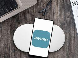 Мобильное приложение Android INVITRO