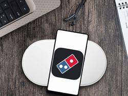 Мобильное приложение Android Доминос Пицца