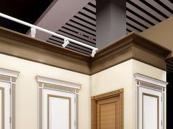 Дизайн салона дверей в ВДНХ-Дом