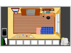 Проект игры квартиры