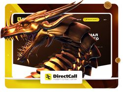 Landing Page - Direct-call