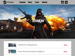 Steam Магазин за 800 р