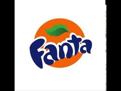 Fanta Shape Logo Animation