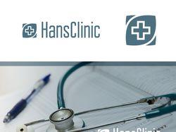 Логотип для медклиники