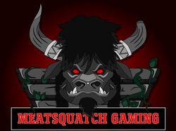 Логотип-эмблема для игрового сообщества