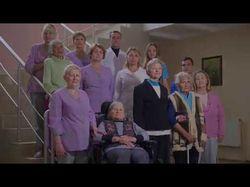 Промо ролик. Сеть пансионатов для пожилых людей.