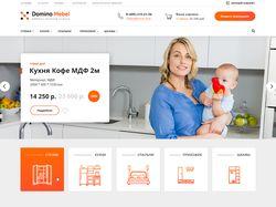 Интернет-магазин мебели | Редизайн сайта