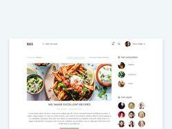 R&S Дизайн блога