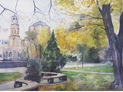 Осень в Ростове-на-Дону