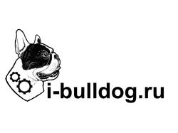 Логотип для сайта i-bulldog