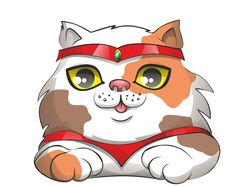 Персонаж - Супер Кот