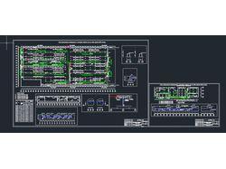 Чертежи и схемы любых форматов в AutoCAD
