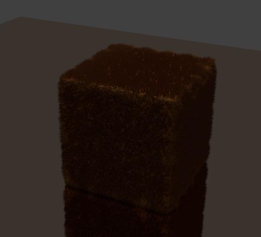 Шерстяной куб