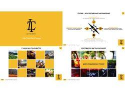 """Презентация для компании """"Like Travel Geo"""""""