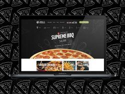 Дизайн пиццерии для иностранного заказчика
