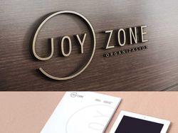Фирменный стиль для Joy zone