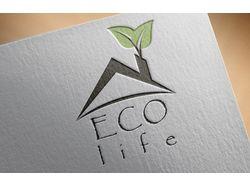 Логотип. ECO life