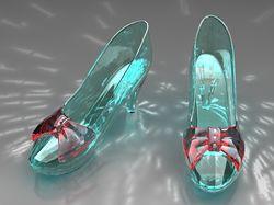 Туфельки для Золушки. Арт-моделлинг