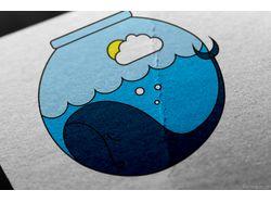 Логотип. Водный мир.