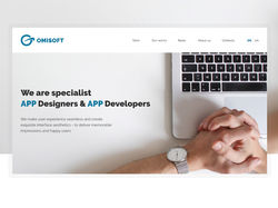 Web site for OMISOFT