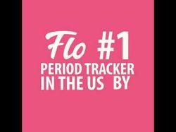 Реклама приложения Flo для Instagram