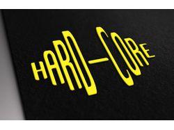 Логотип. Hardcore gym