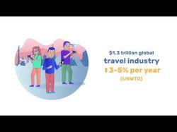 Анимационный рекламный ролик для стартапа