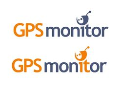 Вариант логотипа для приложения GPS Monitor.net