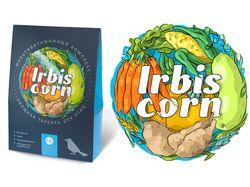 Торговая марка и иллюстрации для серии упаковок