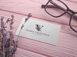 Logo VLADA VALENTINA