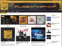 Russian.Hiphop - слушать хип-хоп онлайн!