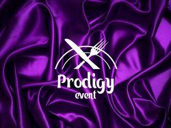 Логотип Prodigy event