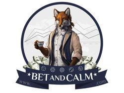 Логотип BET and CALM