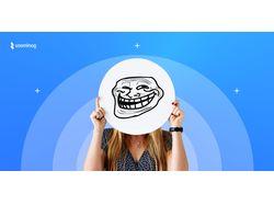 BMEM - Дизайн портала про мемы
