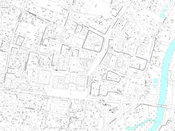 Масштаб 1:2000 (город)