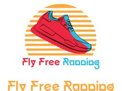 Fly Free Running. Online shop.