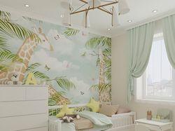 Детская комната 1 вариант