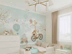Детская комната 2 вариант