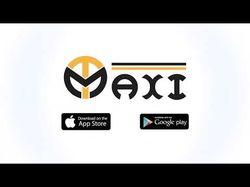 Анимационный ролик для приложения МаксиТакси