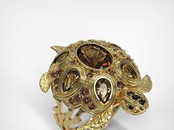 Черепашка - кольцо