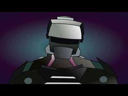 """Cyborg"" - Animation short video - Cyberpunk"