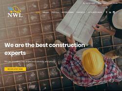 Сайт строительной компании NWLBuilding