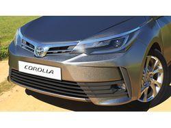 Toyota Corolla 2017 exterior render