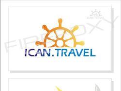 Образец лого для туристической фирмы