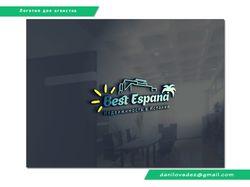 Логотип для агенства недвижимости в Испании